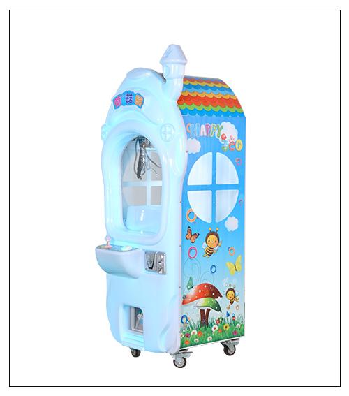 蘑菇屋娃娃机