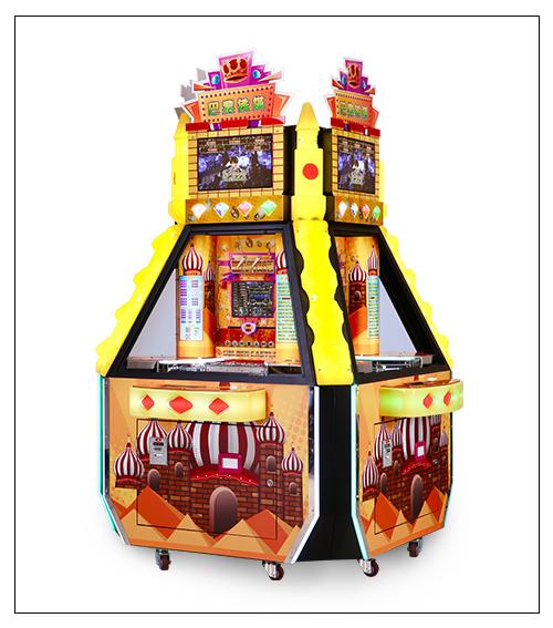 巴黎铁塔推币彩票机
