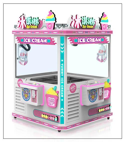 新款四人冰淇淋机